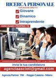 Call center partime telecom Italia