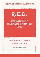 RED formazione e selezione per stagione estiva
