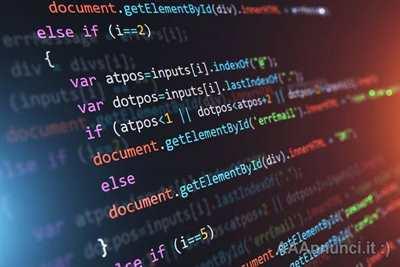 Programmatore web / Maker
