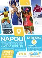 Operazione Village - Selezioni Staff Stagione 2020 Napoli