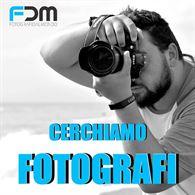 Ricerca fotografi/e anche prima esperienza