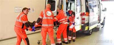 Soccorritori Oss Ambulanza e Pulmini